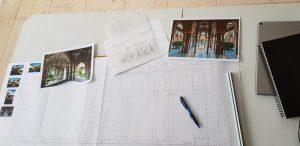 Trompe Alhambra Designing